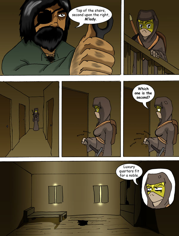 The Chronicles of Loth page 10 chapter 1