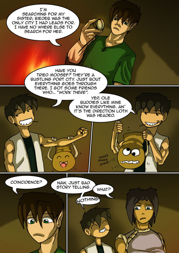 The Chronicles of Loth page 4 chapter 7