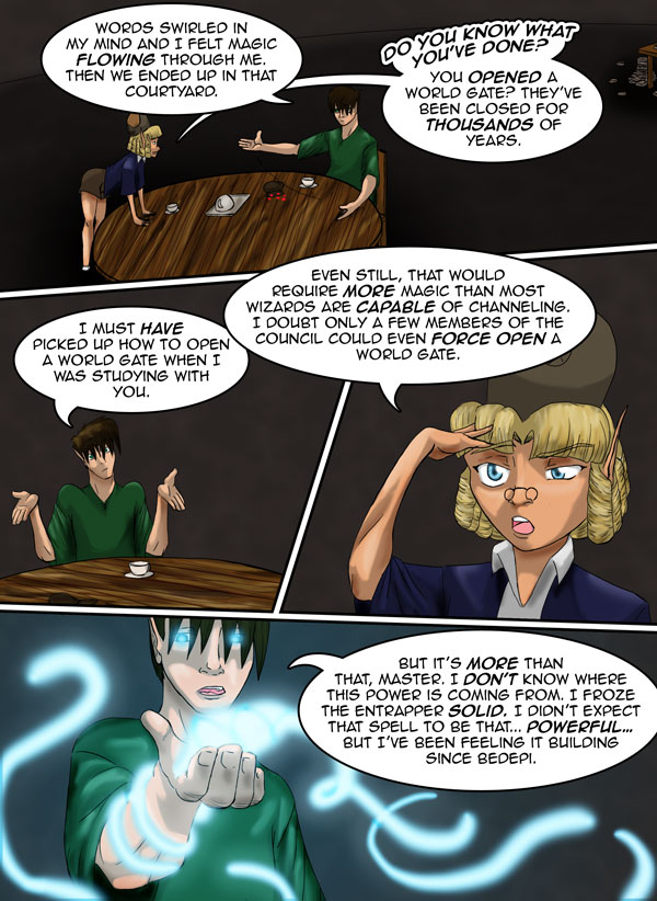 The Chronicles of Loth page 20 chapter 9