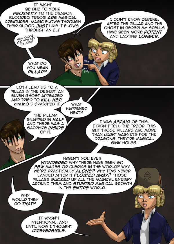 The Chronicles of Loth page 21 chapter 9