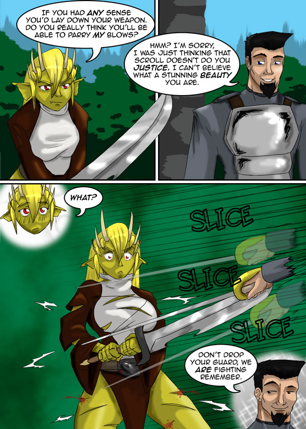 The Chronicles of Loth page 30 chapter 9
