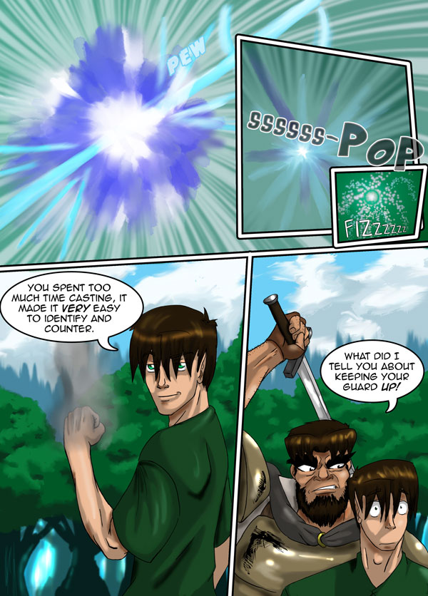 The Chronicles of Loth page 36 chapter 9