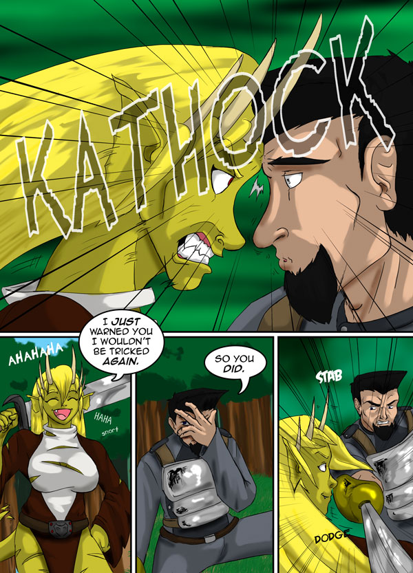 The Chronicles of Loth page 32 chapter 9