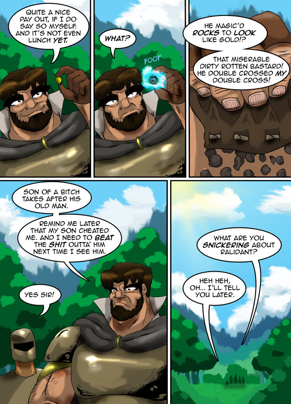The Chronicles of Loth page 43 chapter 9