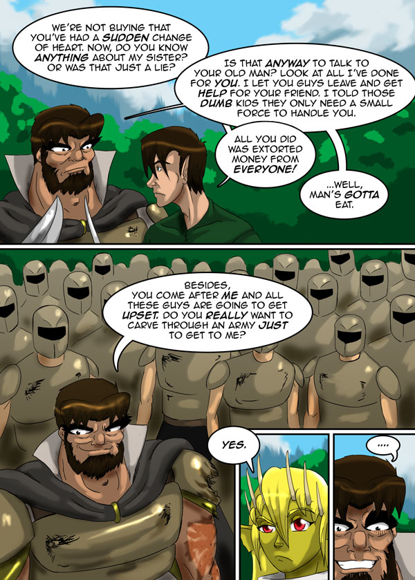 The Chronicles of Loth page 41 chapter 9