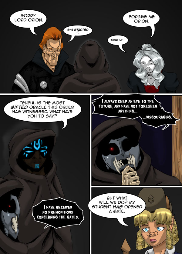 The Chronicles of Loth page 8 chapter 10