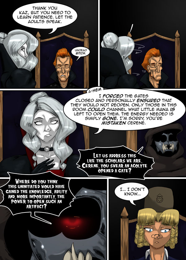 The Chronicles of Loth page 5 chapter 10