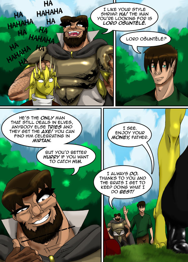 The Chronicles of Loth page 42 chapter 9