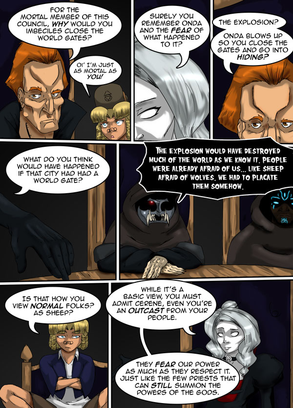 The Chronicles of Loth page 6 chapter 10