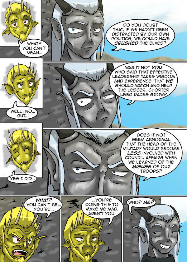 The Chronicles of Loth page 8 chapter 6