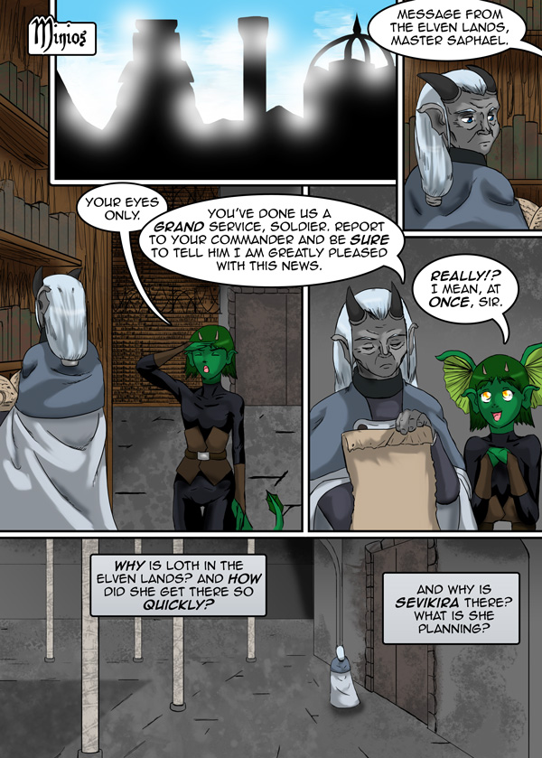 The Chronicles of Loth page 32 chapter 10