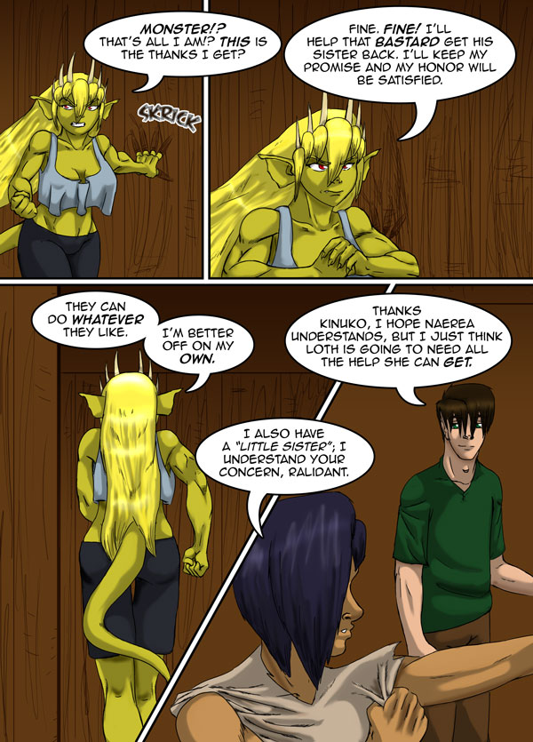 The Chronicles of Loth page 25 chapter 10