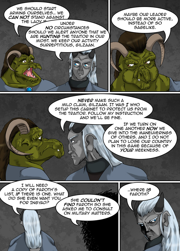 The Chronicles of Loth page 37 chapter 10