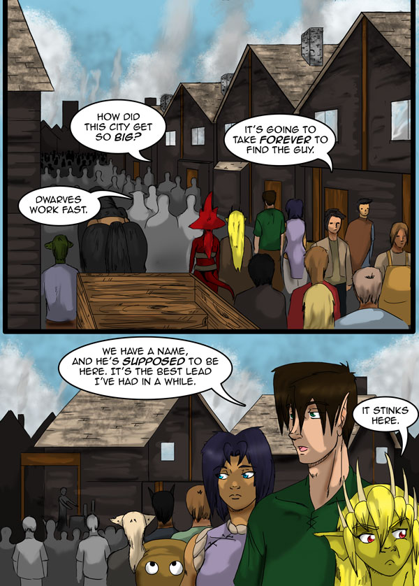 The Chronicles of Loth page 3 chapter 11