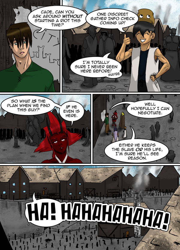 The Chronicles of Loth page 4 chapter 11