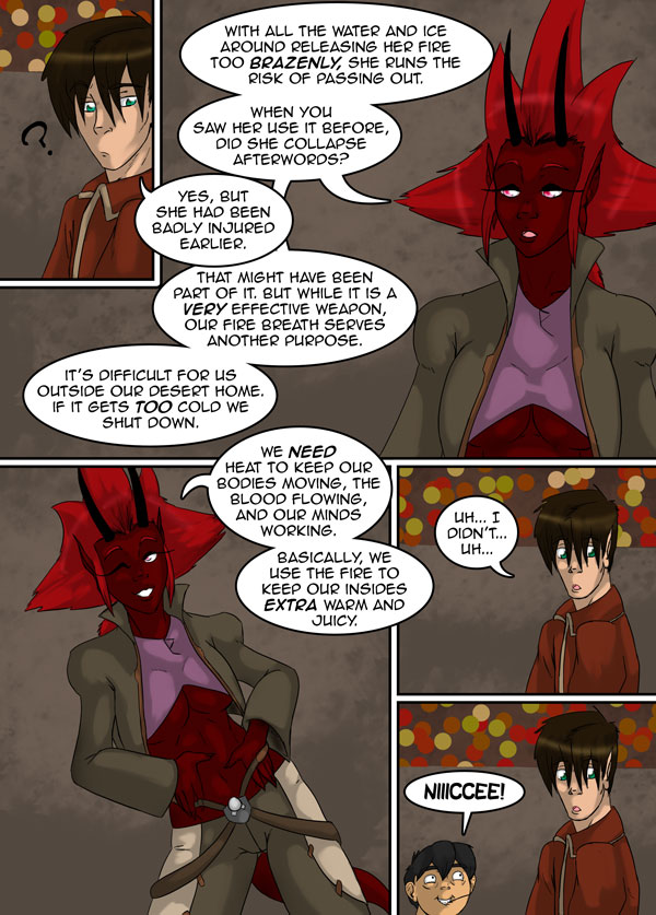 The Chronicles of Loth page 43 chapter 11