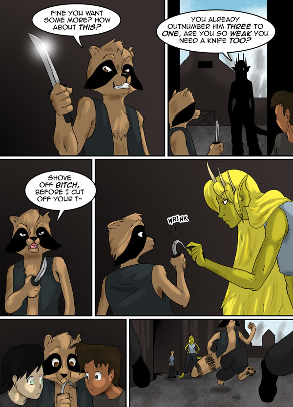 The Chronicles of Loth page 22 chapter 11
