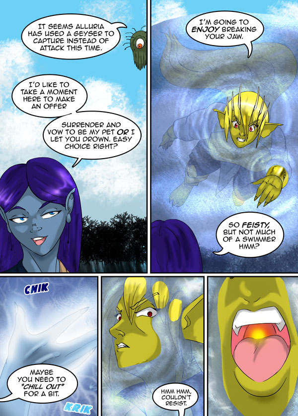 The Chronicles of Loth page 46 chapter 11