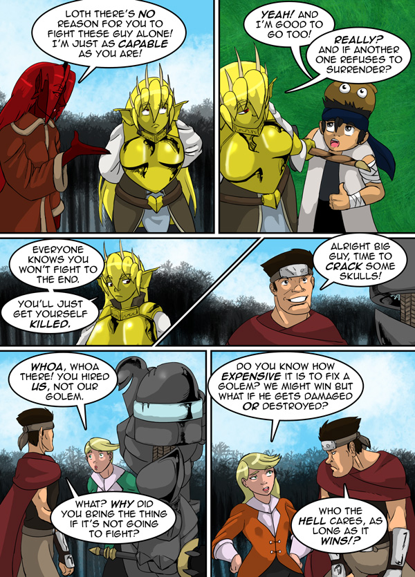The Chronicles of Loth pg. 4 ch. 12