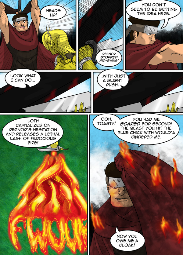 The Chronicles of Loth pg. 11 ch. 12