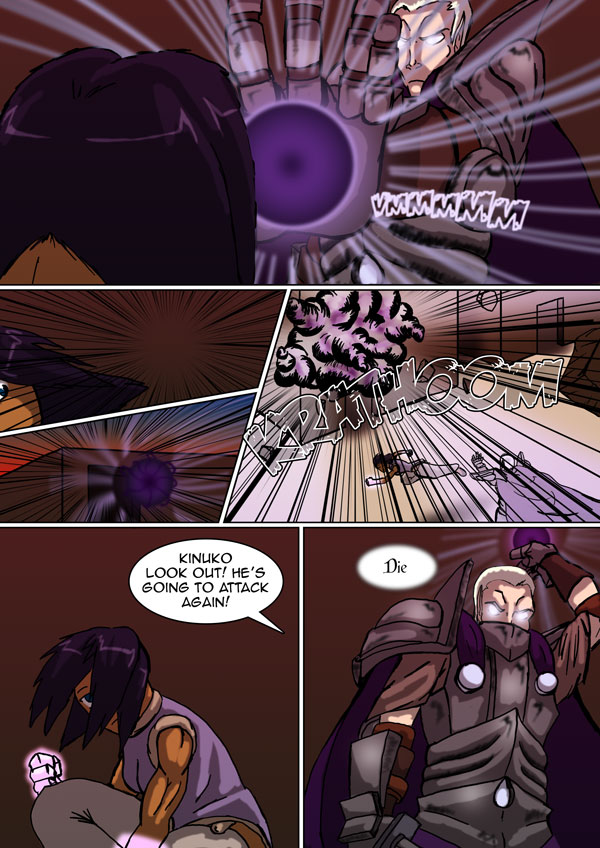 The Chronicles of Loth page 17 chapter 5