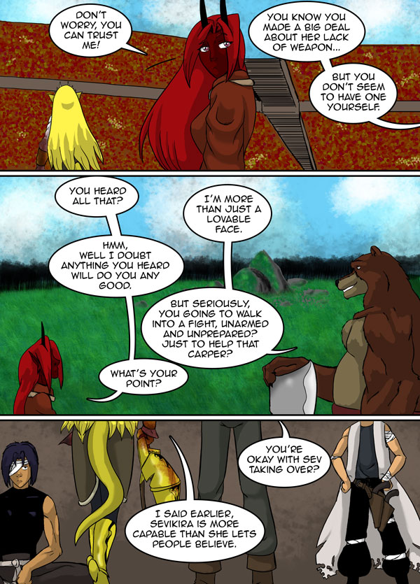 The Chronicles of Loth pg. 25 ch. 12