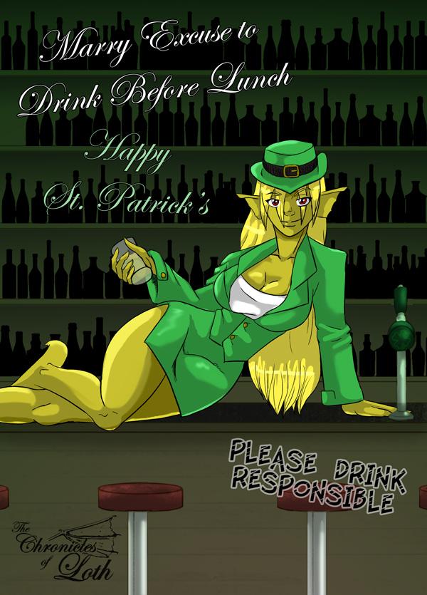 St. Patrick's Day 5