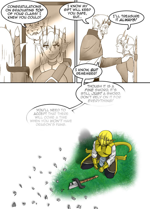 The Chronicles of Loth pg. 16 ch. 12