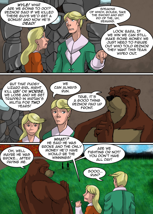 The Chronicles of Loth pg. 21 ch. 12