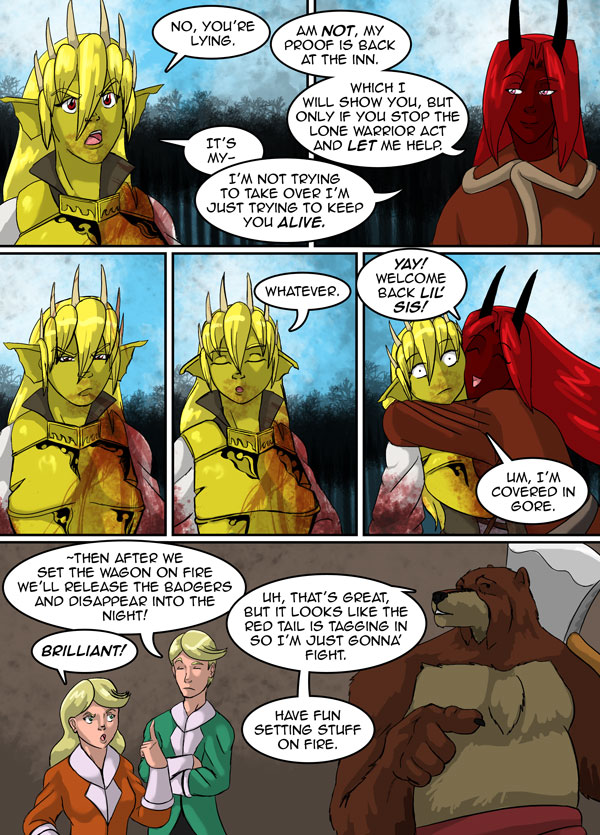The Chronicles of Loth pg. 24 ch. 12