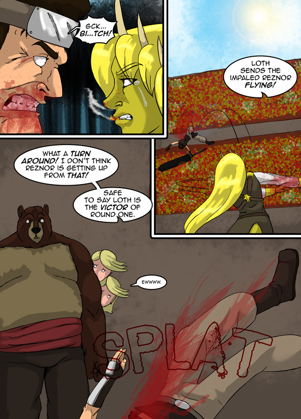 The Chronicles of Loth pg. 20 ch. 12