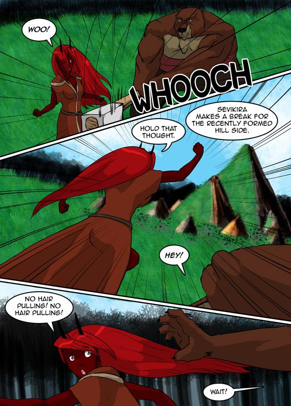 The Chronicles of Loth pg. 28 ch. 12