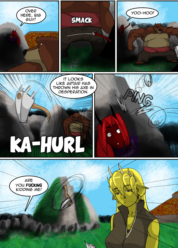 The Chronicles of Loth pg. 35 ch. 12