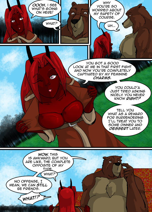 The Chronicles of Loth pg. 26 ch. 12
