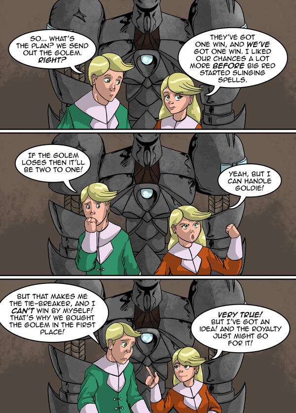 The Chronicles of Loth pg. 39 ch. 12