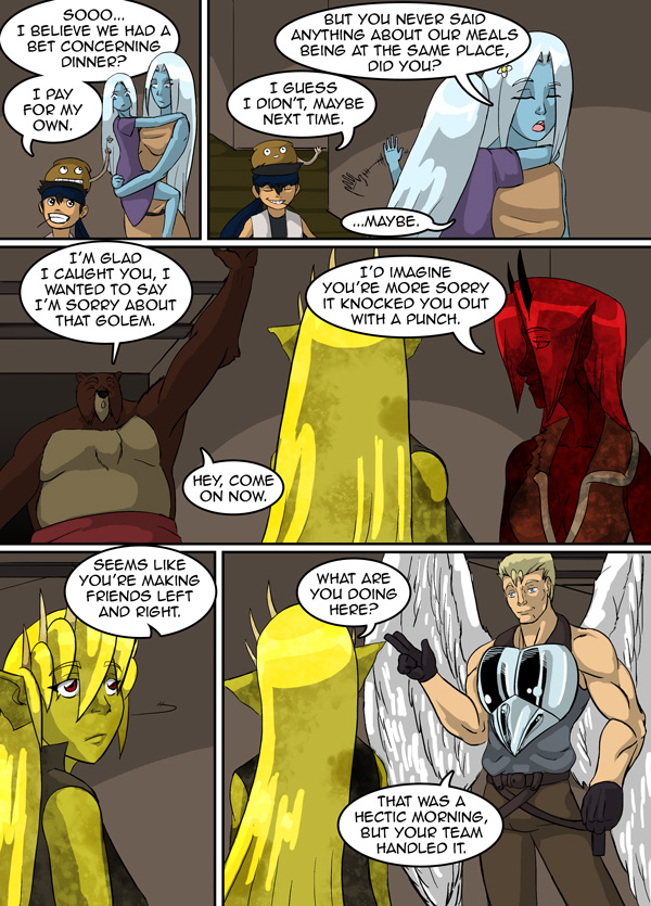 The Chronicles of Loth pg. 61 ch. 12