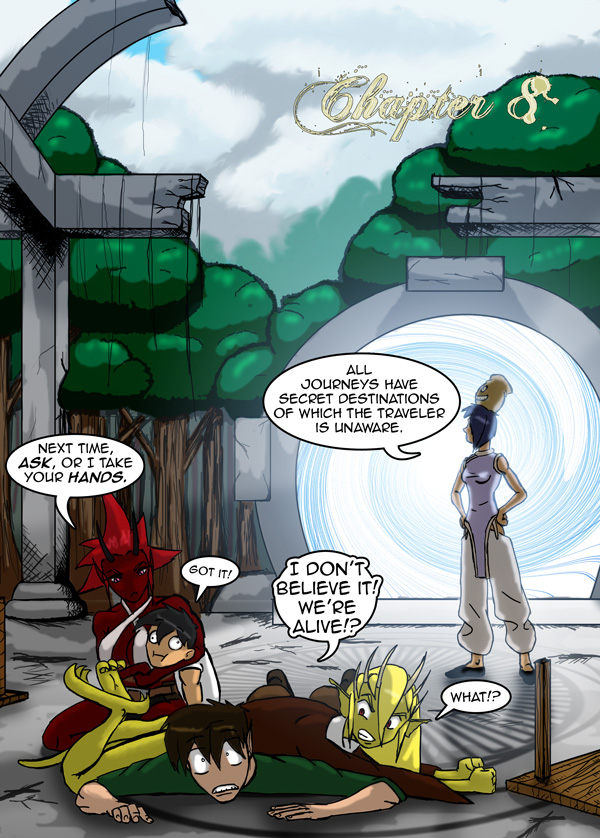 The Chronicles of Loth page 1 chapter 8
