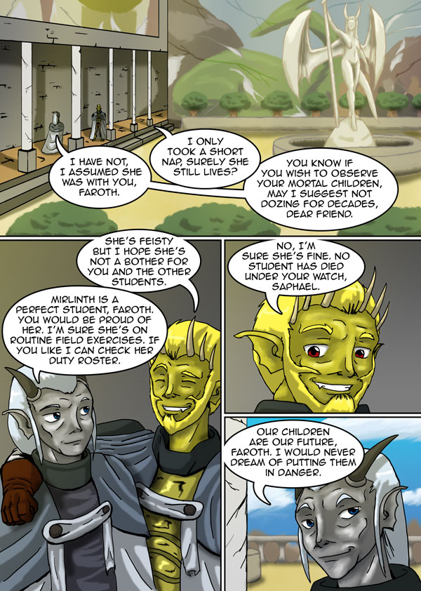 The Chronicles of Loth page 4 chapter 6