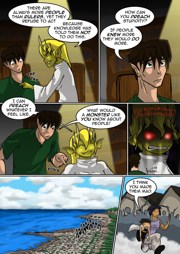 The Chronicles of Loth page 14 chapter 7