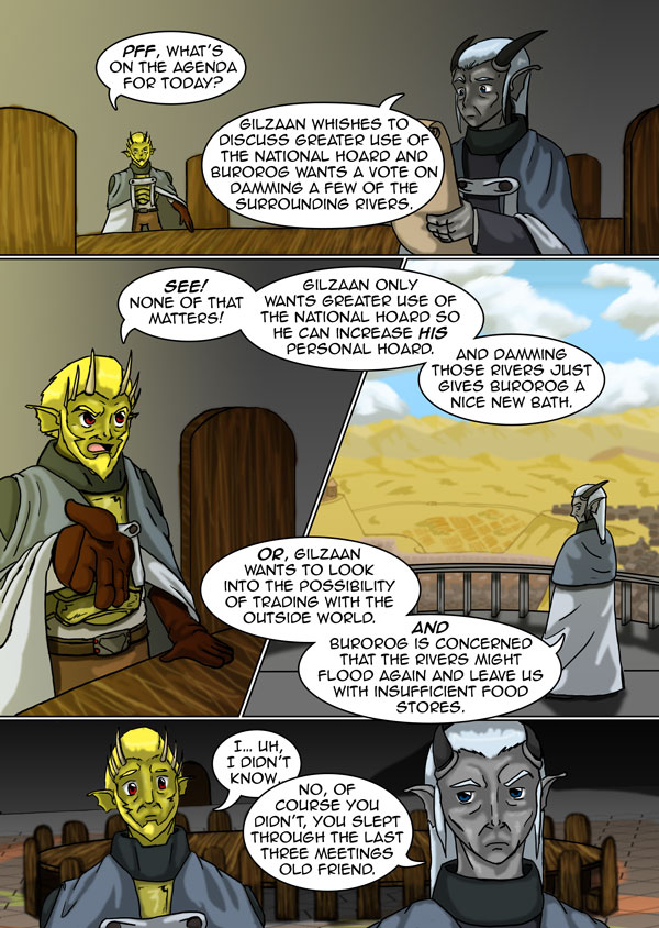 The Chronicles of Loth page 6 chapter 6