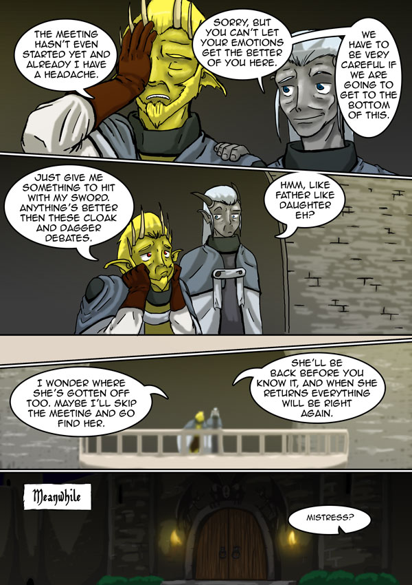 The Chronicles of Loth page 9 chapter 6